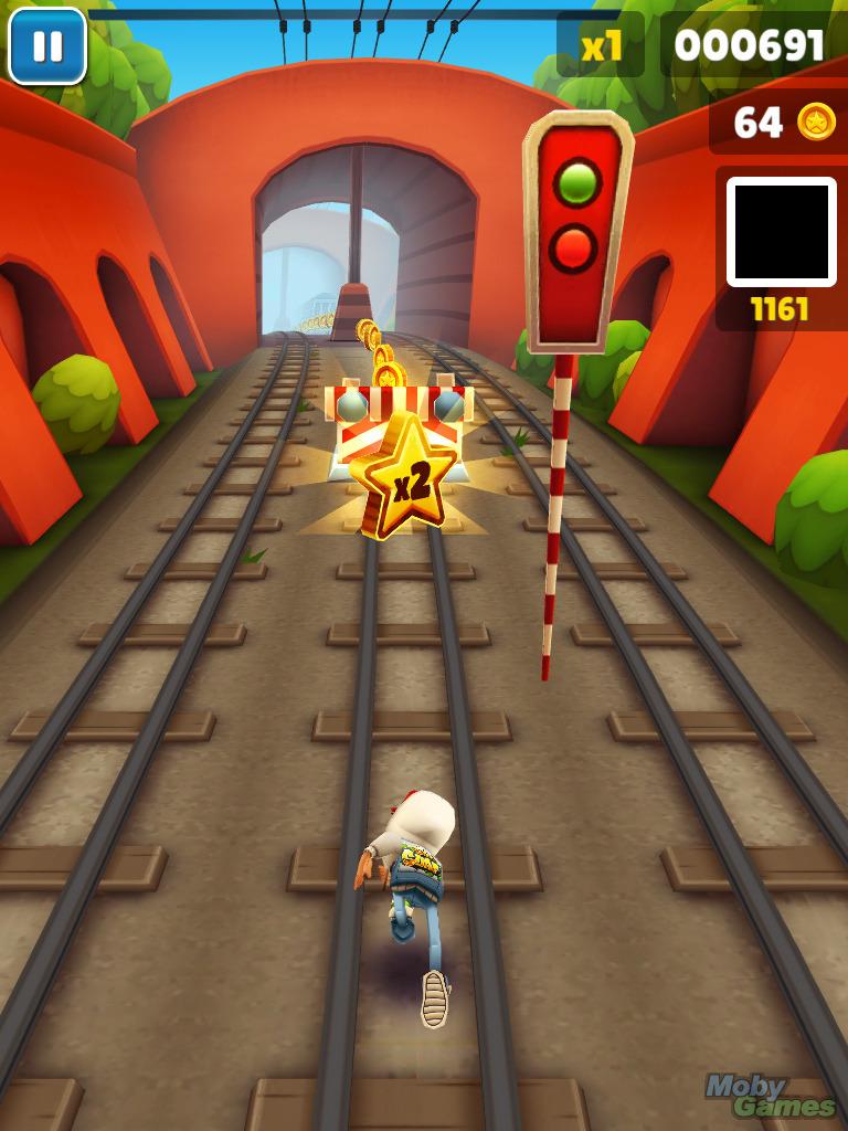 Gameplay của Subway Surfers