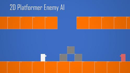 Unity 2d Enemy Detect Player