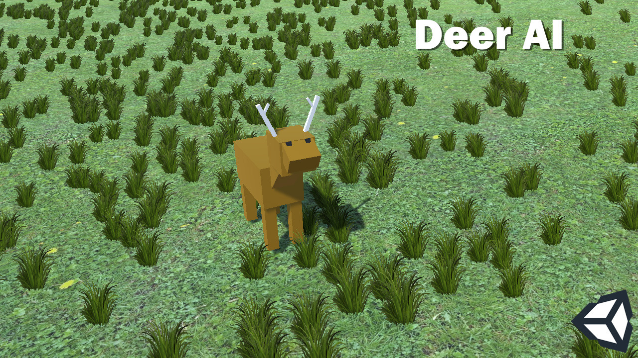Unity 3D Deer AI Tutorial
