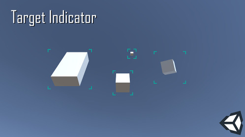 Target Indicator in Unity 3D - Thumbnail