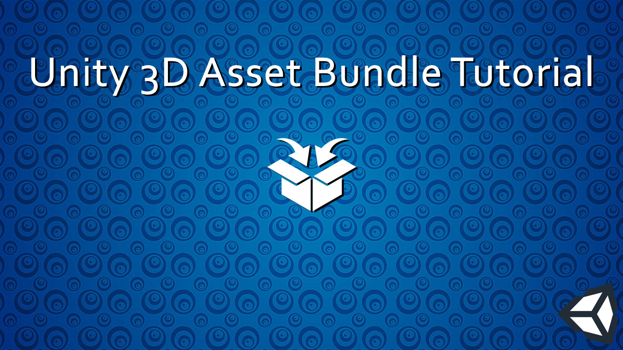 Asset Bundle Usage in Unity 3D