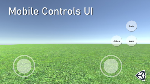 Unity 3D How to Make Mobile Touch Controls - Thumbnail