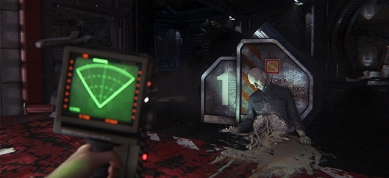 Alien Isolation Android Screenshot