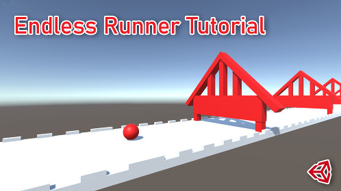 Endless Runner Tutorial in Unity 3D - Thumbnail
