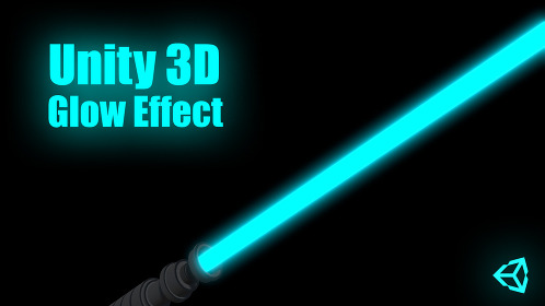 Unity 3D Glowing Object Tutorial - Thumbnail