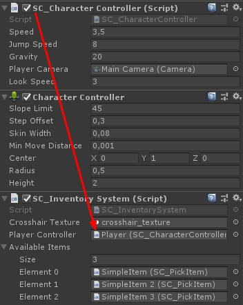 Unity 3D Coding a Simple Inventory System With UI Drag & Drop