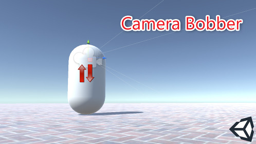 Camera Head Bobbing Effect in Unity 3D - Thumbnail
