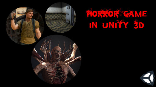 How to Make a Horror Game in Unity 3D - Thumbnail