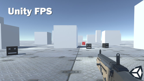 [Tutorial] Making FPS With Enemy AI in Unity 3D - Thumbnail