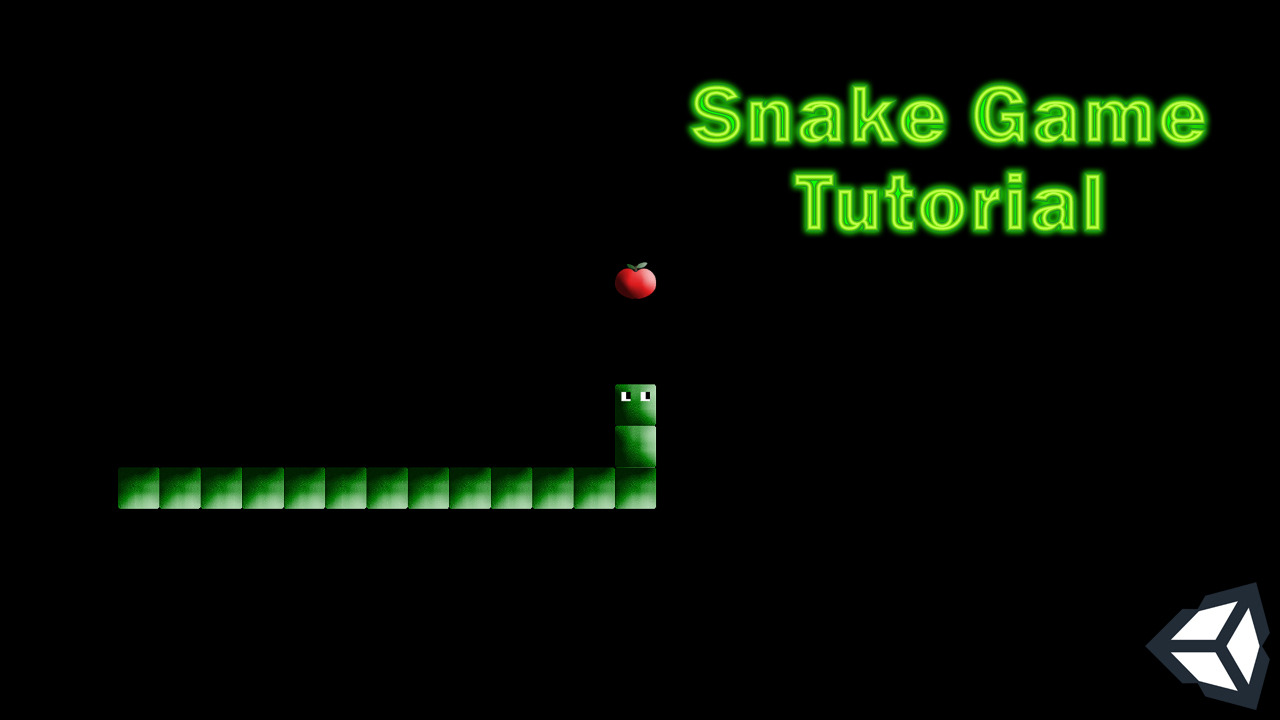 How to Make a Snake Game in Unity 3D - Sharp Coder